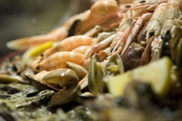 Zupa z owoców morza